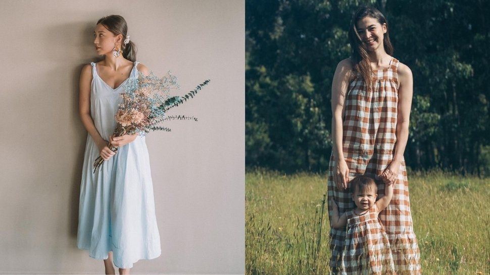 Duster Dresses Are The Next Trendy Pambahay To Wear This Summer, As Seen On Local Influencers
