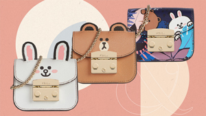 Furla Just Launched A Bag Collection With Line Friends And We Want Everything