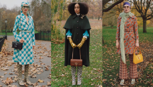 Everything We Want To Shop From Gucci's '70s-inspired Digital Campaign
