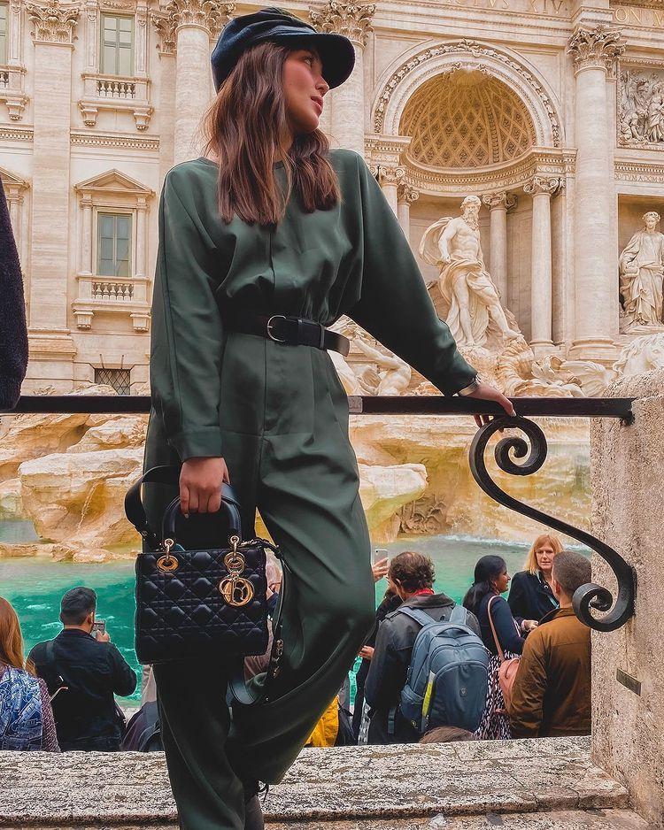 Kathryn Bernardo designer bag lady dior bag
