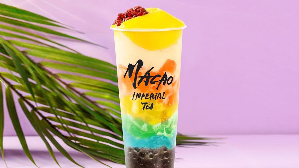 Macao Imperial's New Summer Drink Is Made for Fans of Both Milk Tea and Halo-Halo