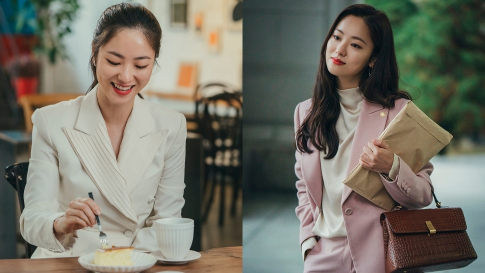"10 Stylish Ways to Wear Suits, as Seen on ""Vincenzo"" Actress Jeon Yeo Bin"