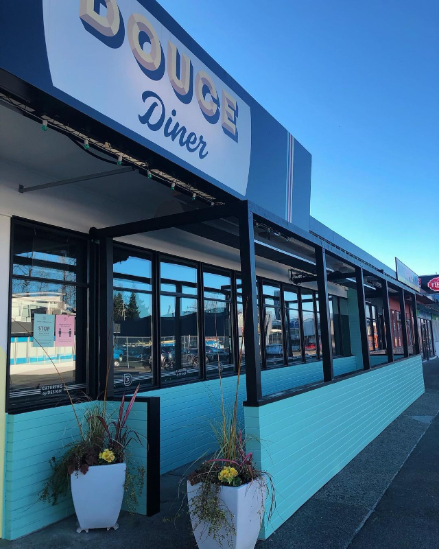Douce Diner formerly Corner Cafe