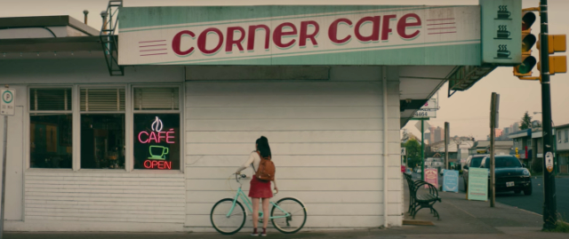 Corner Cafe in To All the Boys I've Loved Before