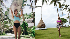 We Love Sarah Lahbati's Beach Babe Summer Ootds In Siargao