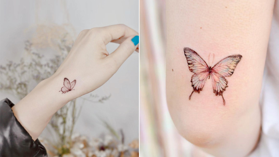 Here's Why You Should Consider Getting a Butterfly Tattoo