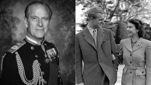 Queen Elizabeth Ii's Husband Prince Philip Has Died