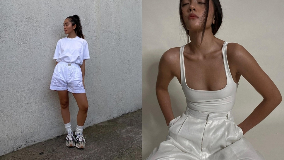7 Times Ida Anduyan Made Us Want to Wear All-White Outfits Forever