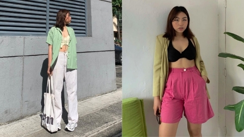 12 Laidback Ways To Wear A Bralette, As Seen On Chelsea Valencia