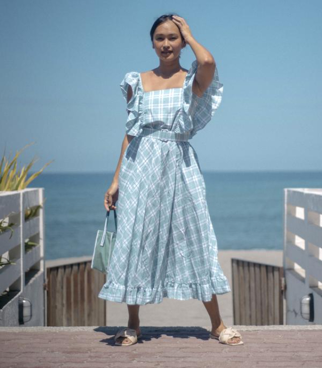 duster dress trend