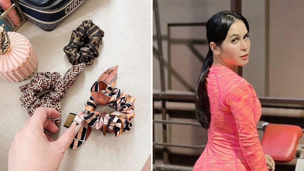 Jinkee Pacquiao Splurged on Designer Hair Ties That Cost Over P13,000