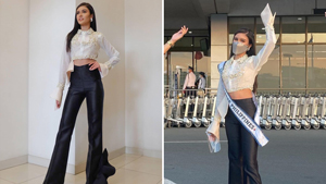 We're In Love With Rabiya Mateo's Proudly Pinoy Send-off Outfit For Miss Universe