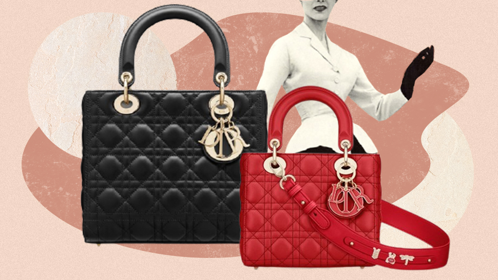 What Is The Lady Dior Bag And Why Do Celebs Love It?