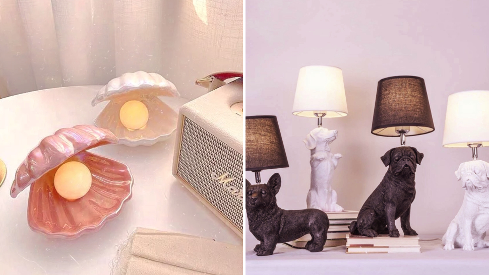 10 Cute Aesthetic Lamps To Light Up Your Room