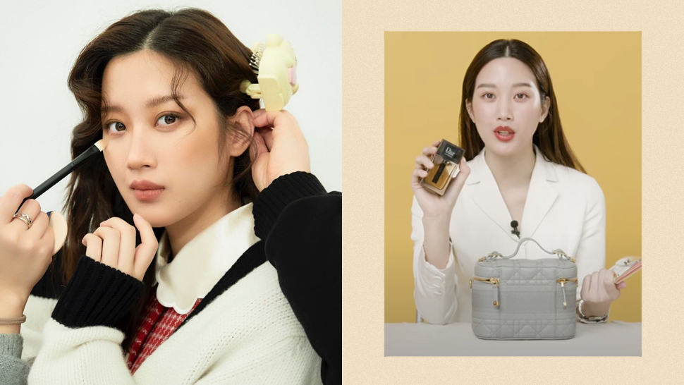 We Just Discovered Moon Ga Young's Signature Scent and It's Surprisingly a Perfume for Men