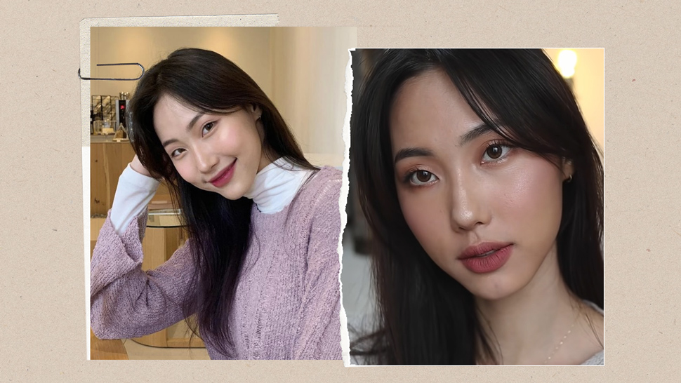 This Korean Vlogger Tried Morena Style Makeup While Breaking Down Toxic Beauty Standards