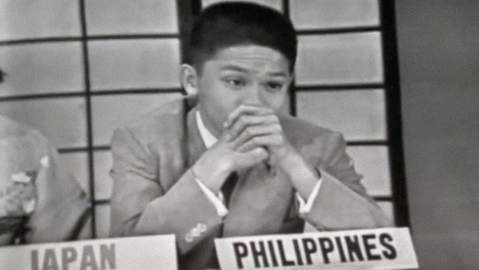Meet Raul Contreras, the 15-Year-Old Filipino in This Viral Video from a 1950s Debate