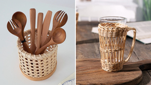11 Ig-worthy Rattan Pieces You Can Shop For Your Kitchen