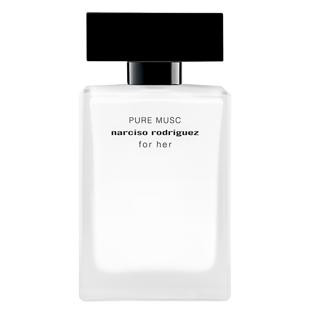 narciso rodriguez pure musc for her skin scent