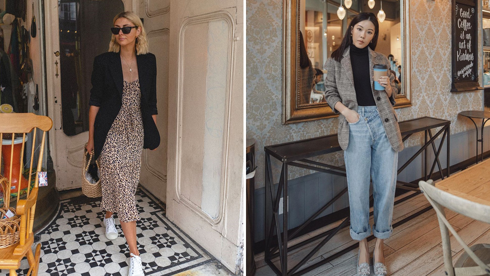 5 Classic Blazer Outfit Combos That Always Look Chic