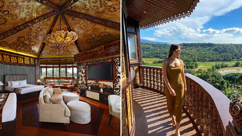 This Luxury Mountain Resort In Bataan Has Majestic Villas That Are Fit For Royalty