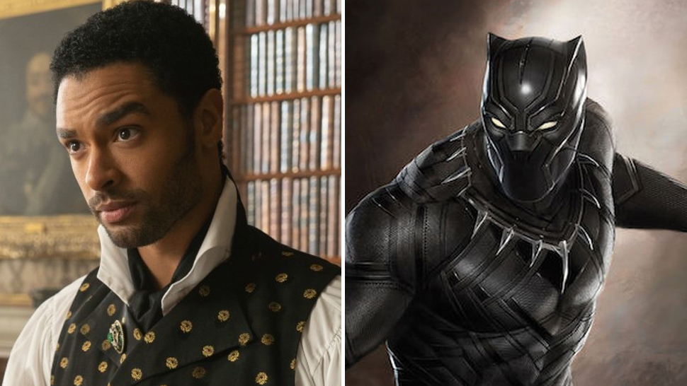 "Could ""bridgerton"" Star Rege-jean Page Be The Next Black Panther?"