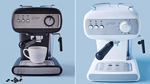 This Vintage-style Coffee Machine Costs Less Than P5,000