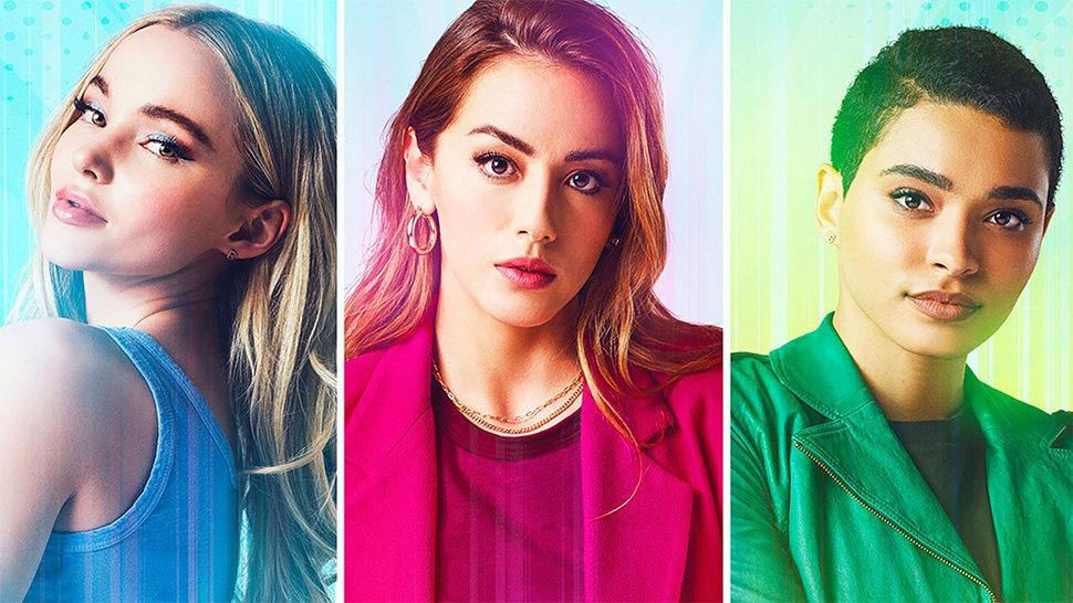 "Here's Your First Look at the ""Powerpuff Girls"" Live Action Reboot"