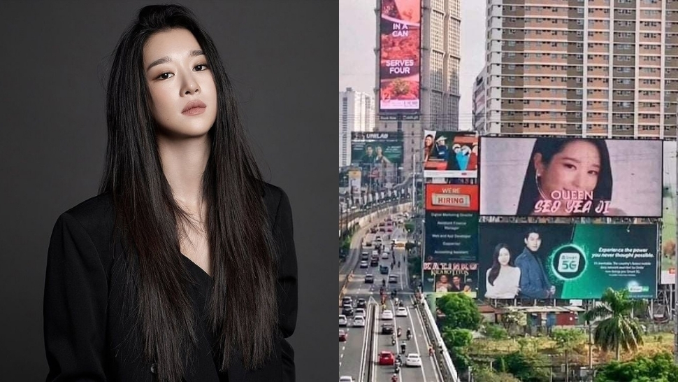 Seo Ye Ji's Philippine Fans Celebrated Her Birthday This Year with Huge Billboards