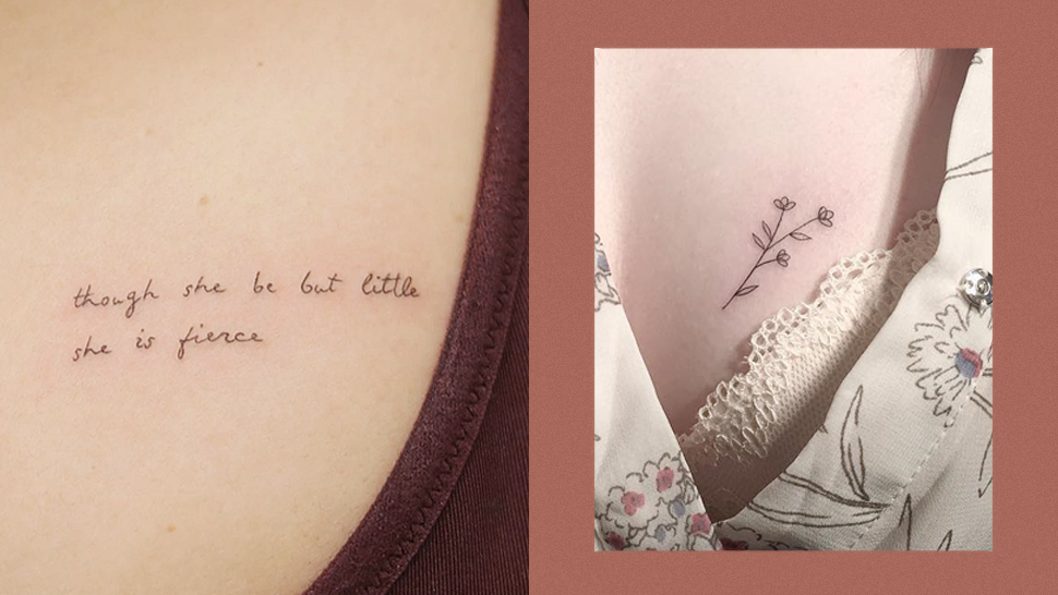 10 Flattering Chest Tattoos That Will Inspire You To Get Inked