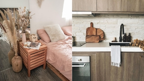 This Is The Easiest And Most Affordable Way To Add Wooden Accents To Your Home