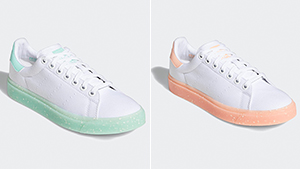 Adidas' Stan Smith Sneaker Just Got A Pretty Pastel Update