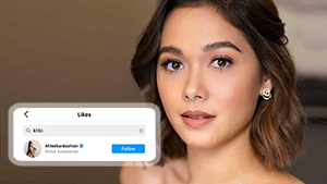 Maja Salvador Is Freaking Out Over Khloe Kardashian Liking Her Posts On Instagram