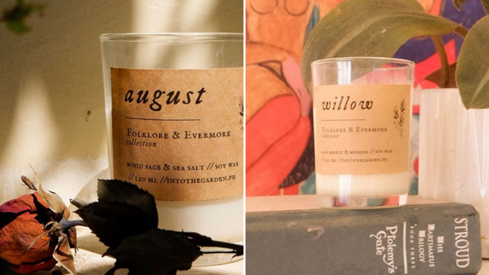 Swifties, These Scented Candles Are Inspired By Folklore And Evermore Songs