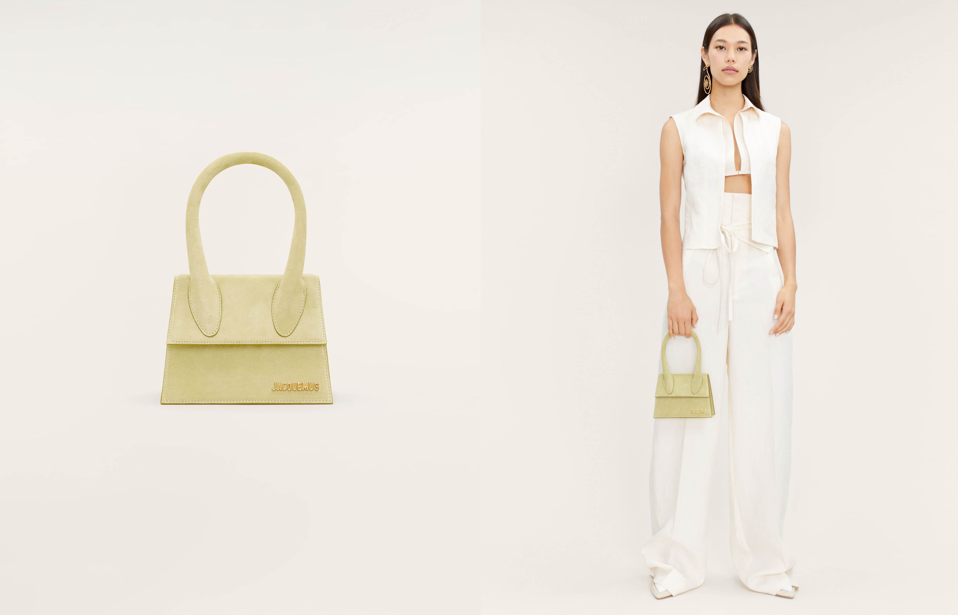 what to know about jacquemus le Chiquito bag