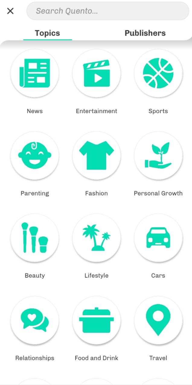 quento summit app
