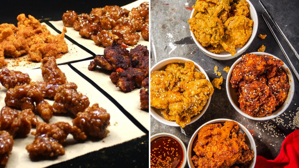 5 Places To Order Korean Fried Chicken If You're Craving It Right Now