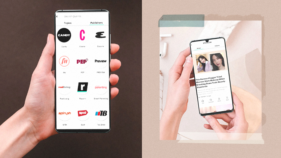 This New Mobile App Has All the Stories From Your Favorite Websites
