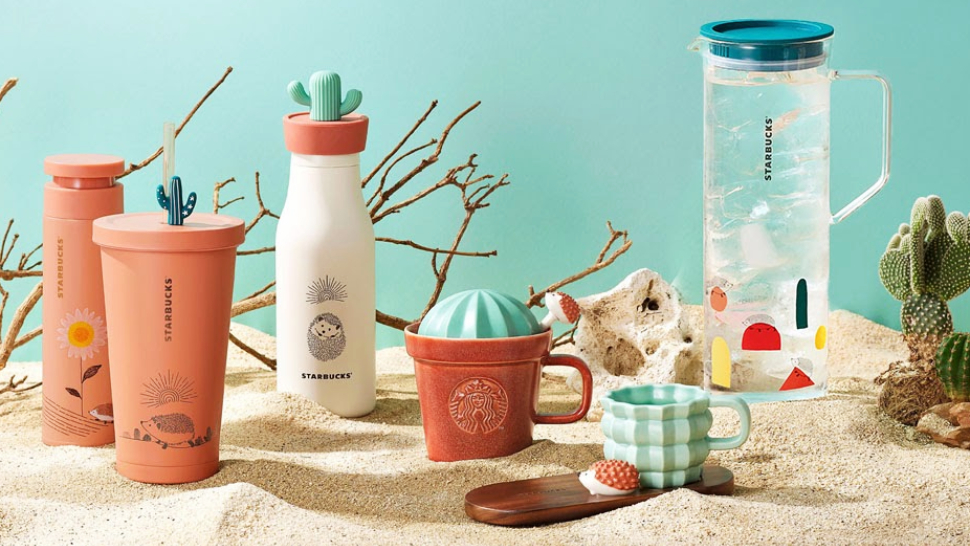 Starbucks' New Summer Tumbler Collection Is The Cutest Thing You'll See Today