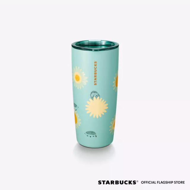 Starbucks Happy Hedgehog Collection