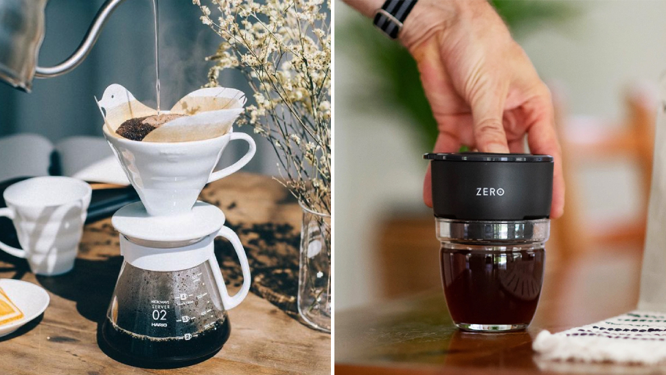 11 Great Coffee Makers That Won't Crowd Your Countertop