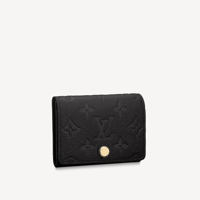 celebrity cardholders and wallets