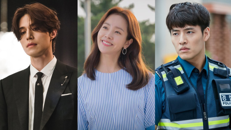 OMG! Lee Dong Wook, Kang Ha Neul, Han Ji Min, and More Are Teaming Up for This Star-Studded Movie