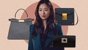 "All Of Jeon Yeo Bin's Office-friendly Designer Bags In ""vincenzo"""