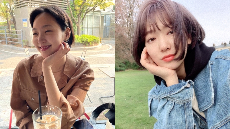 K-Drama Actresses Can't Get Enough of This Effortless IG Pose