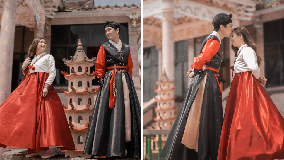"You Have to See This Couple's Prenup Shoot Inspired by the K-Drama ""Jumong"""