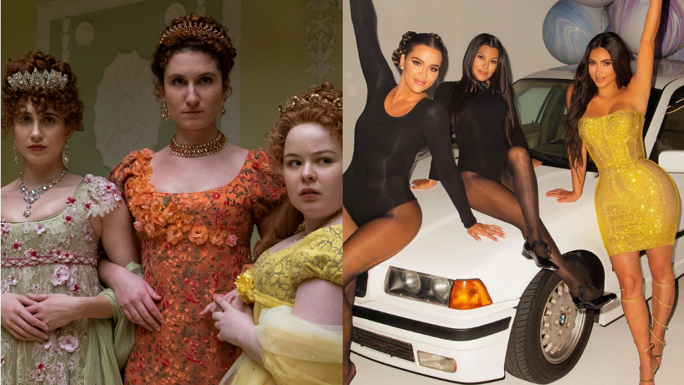 "Did You Know? The Featheringtons from ""Bridgerton"" Were Inspired by the Kardashians"