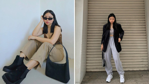10 Neutral And Laidback Outfits To Copy From Chelsea Valencia