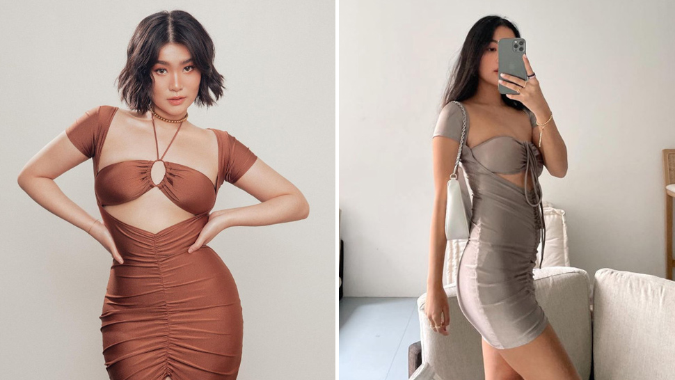 This Is The Exact Cutout Dress Rei Germar And Toni Sia Have Been Wearing