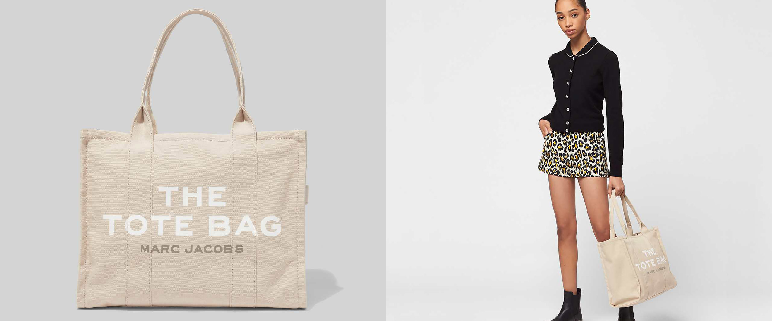 what is Marc Jacobs the tote bag